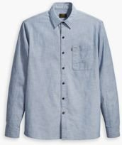 Koszula Levi's® Skateboarding Riveter Shirt (Rigid Slub Chambray)