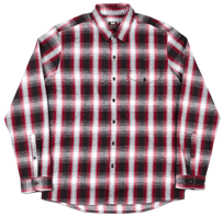 Koszula Levi's Skateboarding Reform Shirt (Red Plaid)
