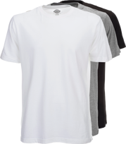 Koszulki Dickies 3 Pack T-Shirt (Black/Grey/White)
