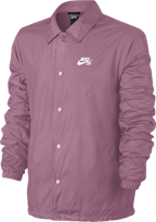 Kurtka NIKE SB Shield Coaches Jacket Elemental Pink / White