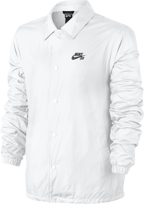 Kurtka NIKE SB Shield Coaches Jacket White / Anthracite