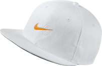 Regulowana Czapka NIKE SB Pro Vintage White / Circuit Orange