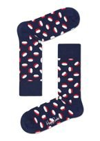 SKARPETY HAPPY SOCKS PILLS (NAVY)