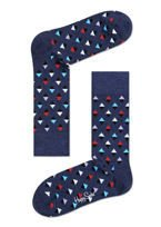 Skarpety Happy Socks Navy Mini Diamond
