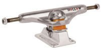TRUCKI INDEPENDENT 129 FORGED HOLLOW SILVER STANDARD