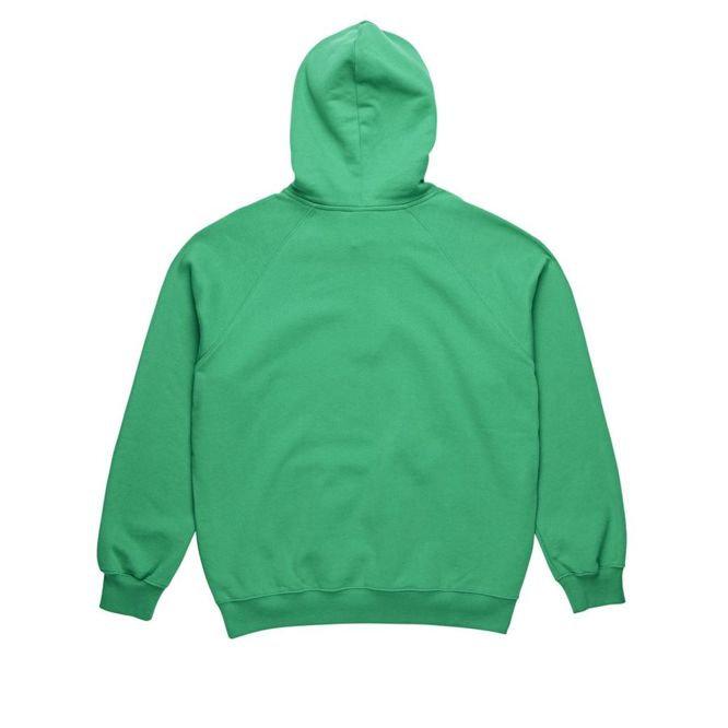BLUZA POLAR SKATE CO. DEFAULT HOOD (GREEN)