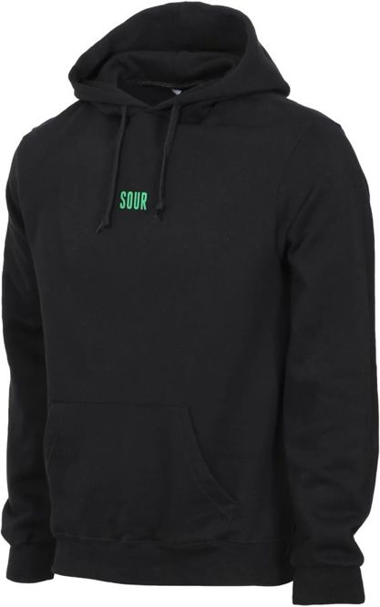 BLUZA SOUR SKATEBOARDS HOURGLASS (BLACK/GREEN)