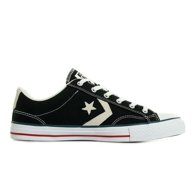 BUTY CONVERSE CONS STAR PLAYER OX BLACK/MILK