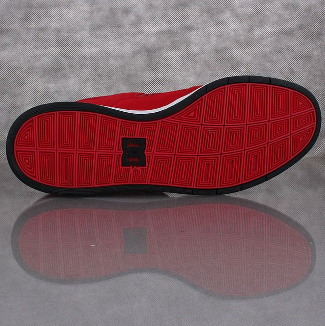 BUTY DC SKATEBOARDING Centric S KALIS Athletic Red