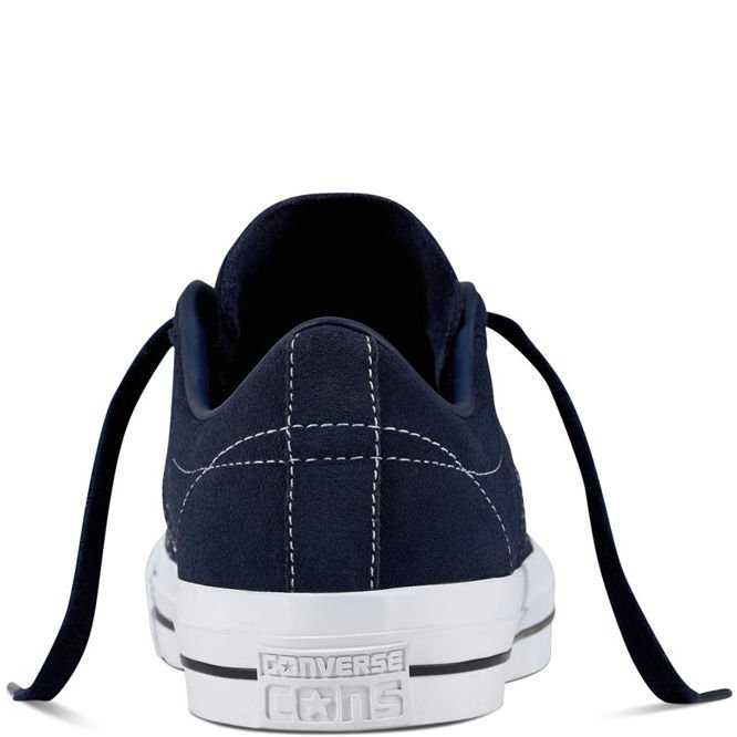 Buty CONVERSE CONS ONE STAR PRO SUEDE (OBSIDIAN/WHITE)