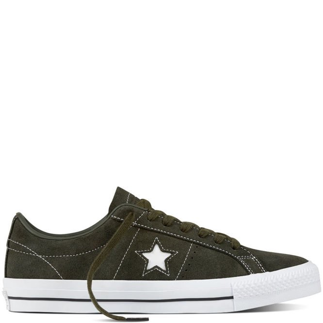 Buty CONVERSE CONS ONE STAR PRO SUEDE (SEQUOIA/WHITE)