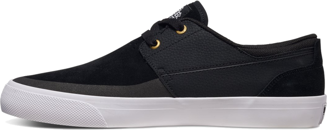Buty DC SKATEBOARDING Wes Kremer 2 S Low Top Black / Gold