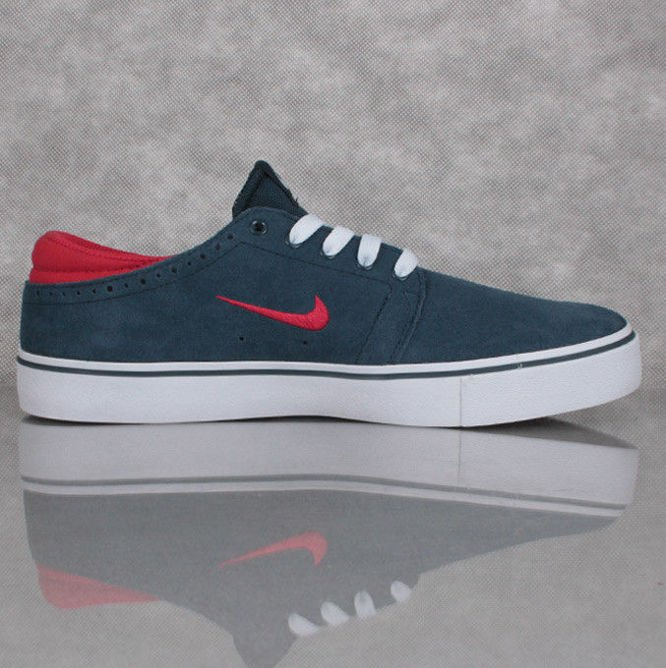 Buty NIKE SB TEAM EDITION Armory Navy / University Red / White