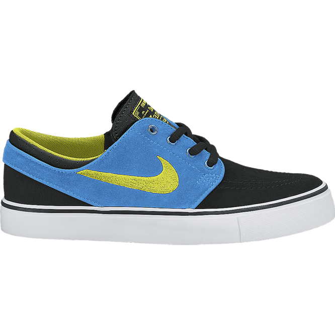 Buty NIKE SB Zoom Stefan Janoski GS Photo Blue / Volt / Black