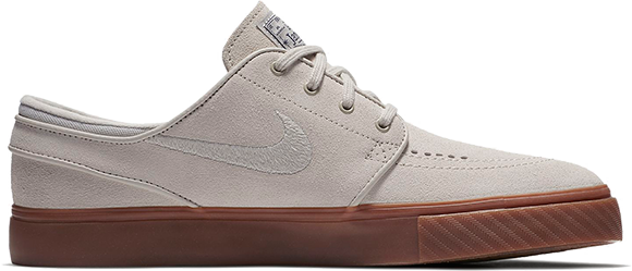 Buty NIKE SB Zoom Stefan Janoski Light Bone / Thunder Blue