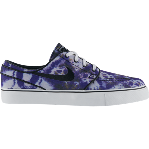 Buty NIKE SB Zoom Stefan Janoski Premium QS White / Black / Deep Royal Blue