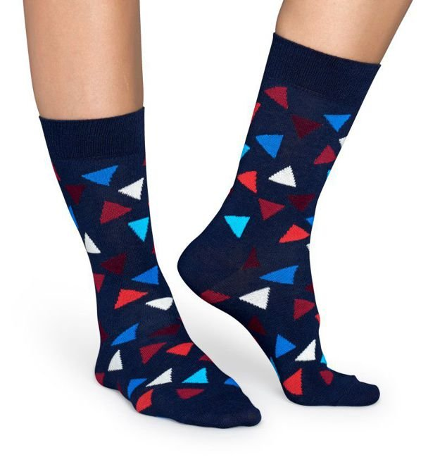 Skarpety Happy Socks Snake (Navy)