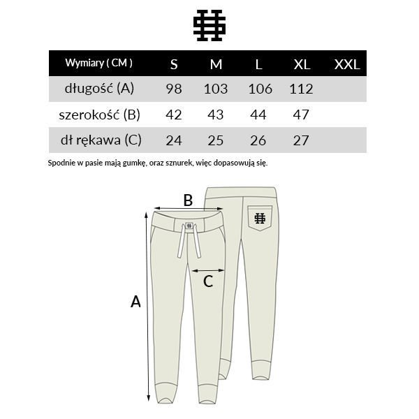 Sweatpants SH Heather Grey