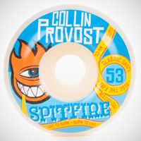Kółka SPITFIRE Collin Provost Big Head 53 mm