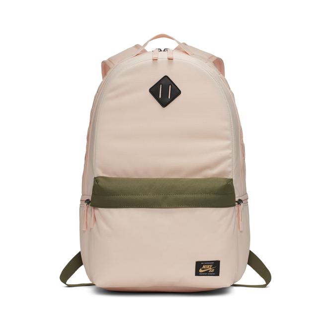 3ab1987a679b2 Plecak Nike SB Icon (Washed Coral   Medium Olive   Fuel Orange) ...