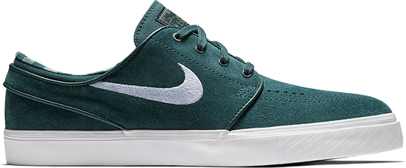 5bf921648728 Buty Nike SB Zoom Stefan Janoski (Deep Jungle   Clay Green) ...