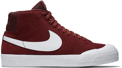 6d73a3e9c417 Buty NIKE SB BLAZER MID XT Dark Team Red   White ...