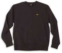 BLUZA SOUR SKATEOARDS GOLD EMBROIDERED CREW