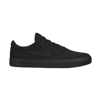 Buty Nike SB Charge Solarsoft Canvas (Black / Black)