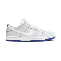 Buty Nike SB Dunk Low Pro Premium (White / Game Royal)