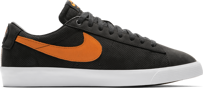 Buty Nike SB X Cat's Paw Saloon Blazer Low QS GT (Black / Vivid Orange)