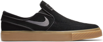 Buty Nike SB Zoom Stefan Janoski Slip (Black / Gum Light Brown)