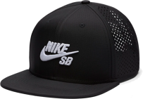 CZAPKA NIKE SB PERFORMANCE TRUCKER (Black / White)