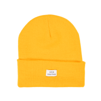 CZAPKA SOUR SKATEBOARDS GM BEANIE (GOLD)