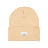 CZAPKA SOUR SKATEBOARDS GM BEANIE (SAND)