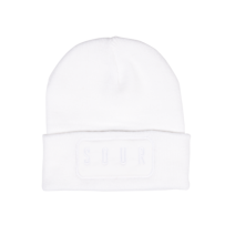 CZAPKA SOUR SKATEBOARDS PRINTER BEANIE (WHITE)