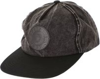 Czapka z daszkiem Spitfire Swirl Patch Strapback (Black Acid Wash / Black)