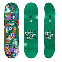 Deck Polar Skate Co. Team Model Special Operators