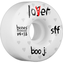 KOŁA BONES WHEELS STF PRO BOO JOHNSON LOVER V4 53 MM