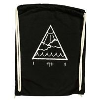 WOREK NA KAPCIE YOUTH TRIANGLE PREMIUM (BLACK)