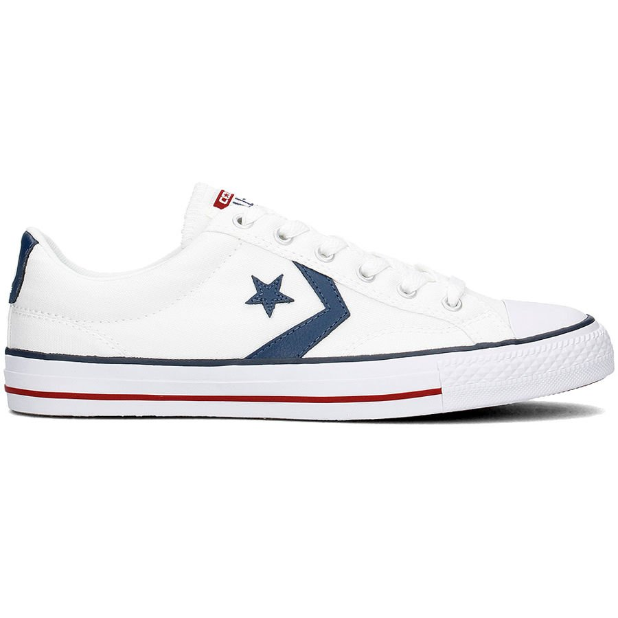 BUTY CONVERSE CONS STAR PLAYER OX WHITEWHITENAVY