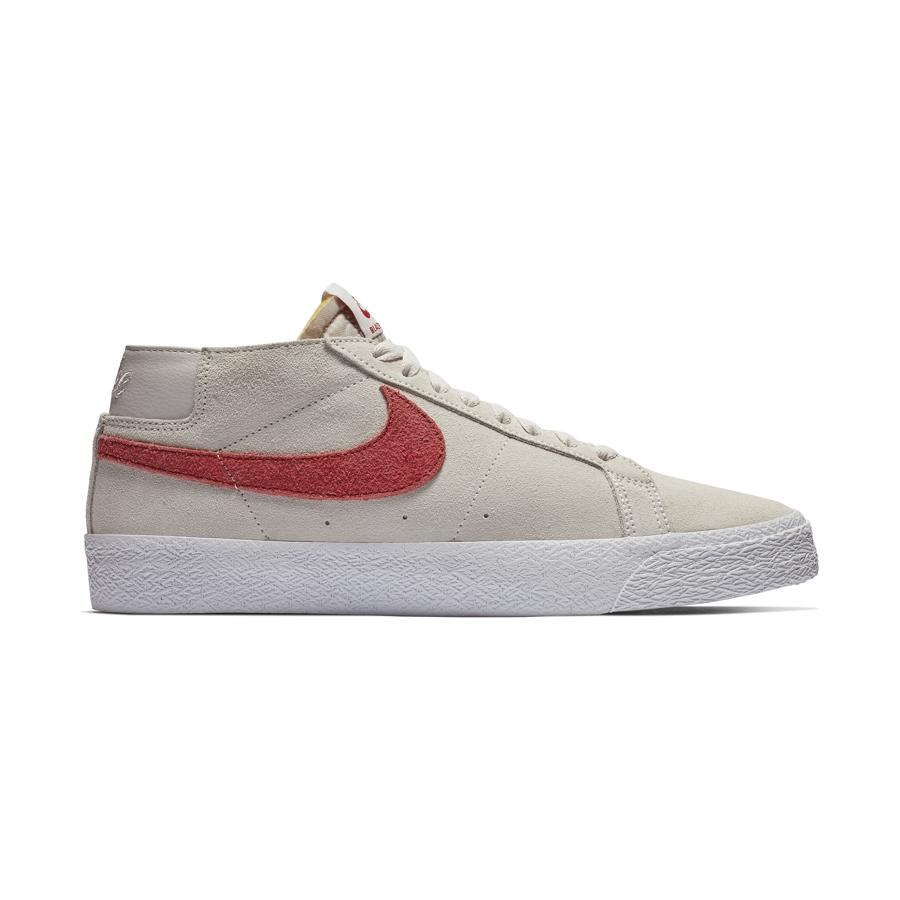 buy popular 8414f fdcd9 Buty Nike SB Zoom Blazer Chukka XT (Vast Grey  Team Crimson)