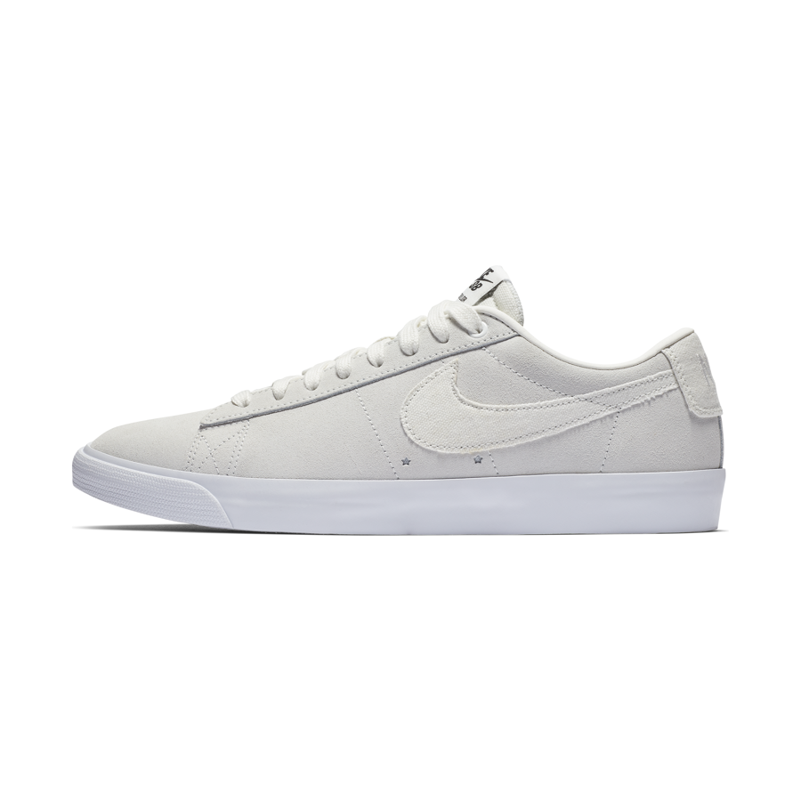 sports shoes 88108 95e49 Buty Nike SB Zoom Blazer Low GT (Summit White  Obsidian)