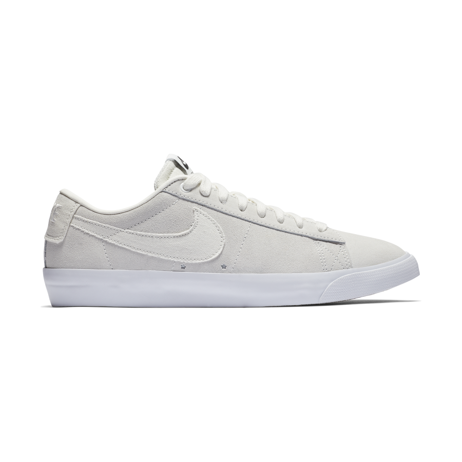 sports shoes a61d3 ea061 Buty Nike SB Zoom Blazer Low GT (Summit White  Obsidian)
