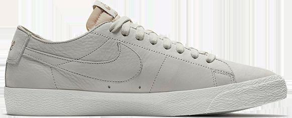 d9eb3ec08aaf Buty Nike SB Air Zoom Blazer Low Deconstructed (Light Bone   Khaki)