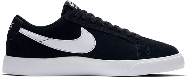 brand new 2536a 12b8c Buty Nike SB Blazer Vapor (Black  White)