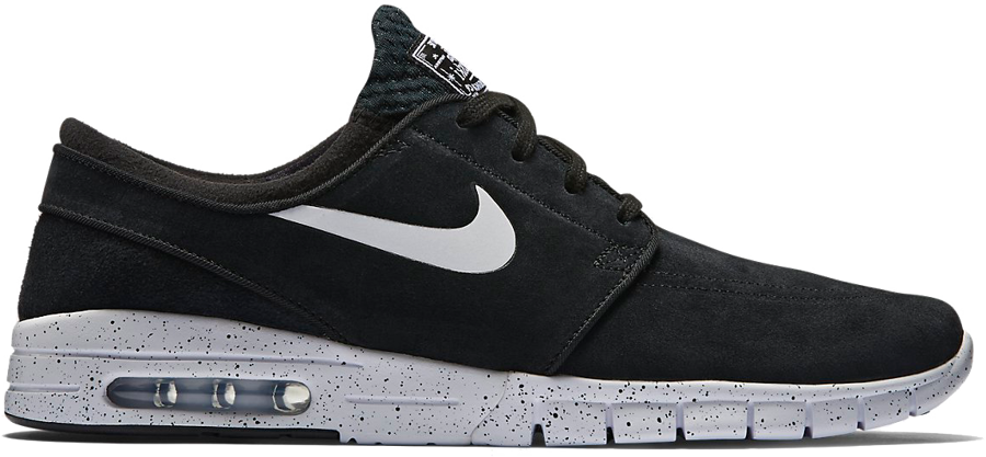 best deals on df383 7b3ba Buty Nike SB Stefan Janoski MAX L (Black  White)