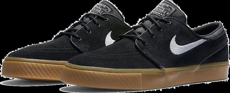 half off e35b2 5eb60 Buty Nike SB Zoom Stefan Janoski (Black  White  Gum)