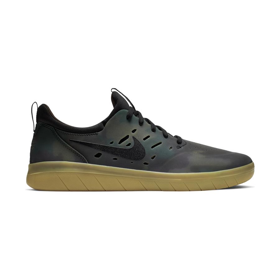 urok kosztów zakupy sklep dyskontowy Buty Nike SB Nyjah Free Premium (Multicolor / Black / Gum Light Brown)