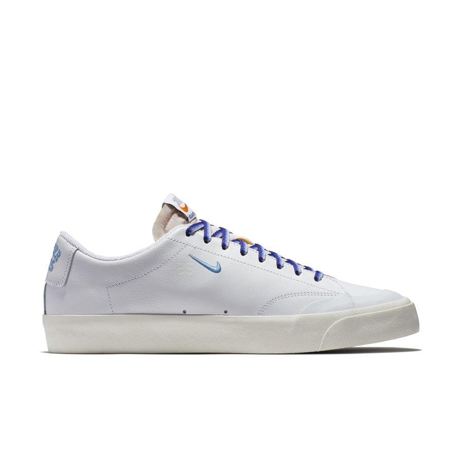 Buty Nike SB Zoom Blazer Low XT x Quartersnacks (White