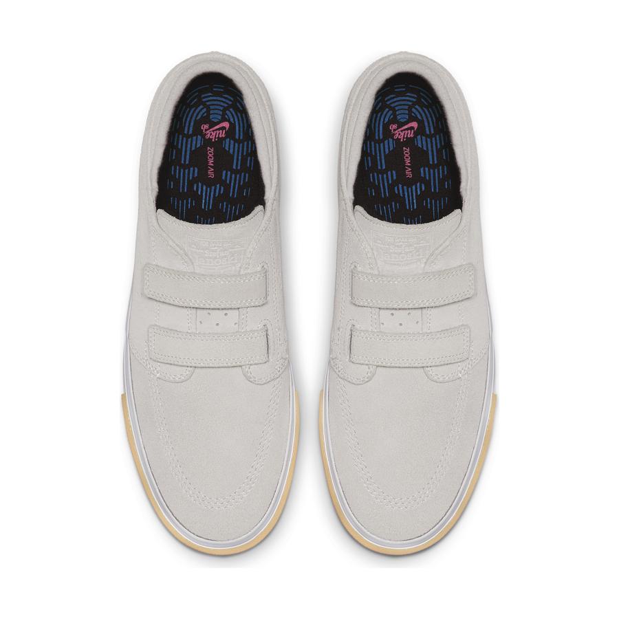 Hurt Kup online sprzedaż online Buty Nike SB Zoom Janoski AC RM SE (White / Vast Grey / Gum Yellow)